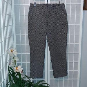 Talbots Heritage Crop Pant